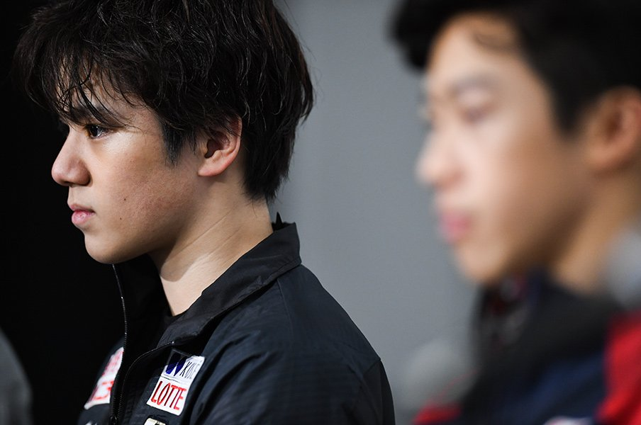 GPファイナル2位だった宇野昌磨。世界の頂点を狙う、次のステージへ。<Number Web> photograph by Asami Enomoto