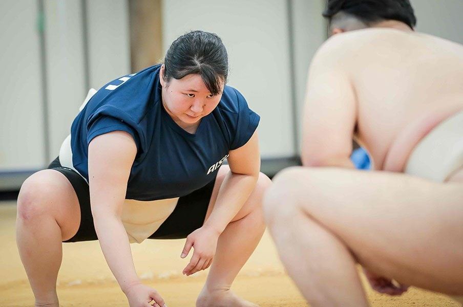"""24歳""""ジェンダーと戦う女性力士""""今日和に聞く、相撲と女人禁制「急に英雄視されて、それって正しいのか?と…」"""