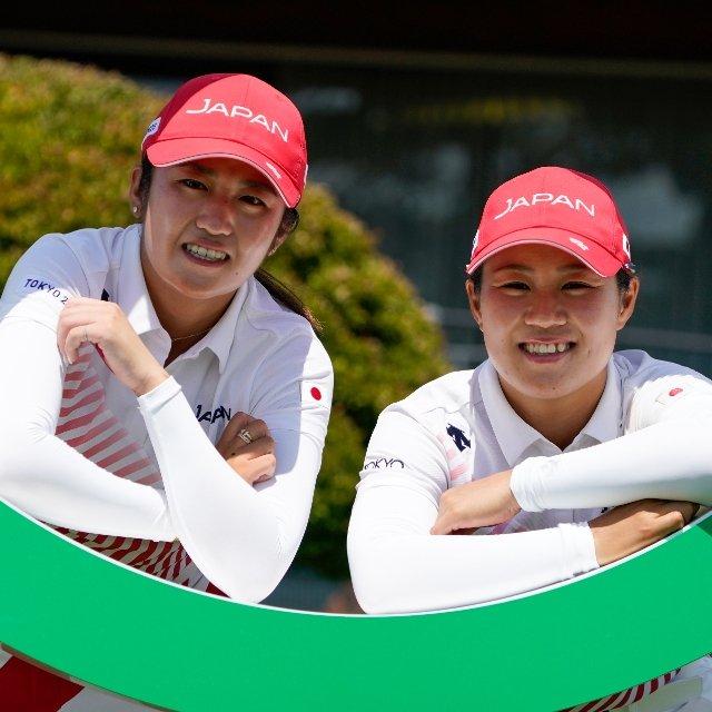 《女子ゴルフ》畑岡奈紗が念願の五輪で目指す「金」、稲見萌寧は日本ツアーの強さを証明できるか…日本勢初のメダルへ
