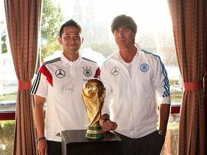 ドイツのW杯優勝を支えた日本人。「日本に『チーム・トウキョウ』を」