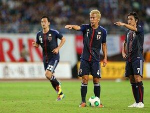 最後に決まったのは4年以上前……。三浦淳寛が推す代表のFK候補者は。