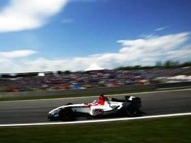 佐藤琢磨 グランプリに挑む Round 5 スペインGP