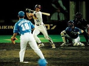 <中嶋聡が見た100号>イチローvs.松坂大輔「最初で最後の1本塁打」