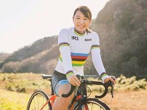 梶原悠未が目指す自転車の世界一。2021年、東京で笑顔の金メダルを。