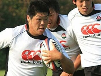 U20世界選手権に挑む無印・小野寺に期待。~日本ラグビーを担う無名校選手~<Number Web> photograph by Nobuhiko Otomo