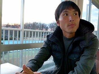前田遼一が語った決断の裏側。「移籍という経験をしたかった」<Number Web> photograph by Noriko Terano