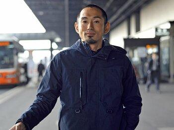 為末大 「メッセージを発しながら僕が感じたこと、考えたこと」<Number Web> photograph by Takuya Sugiyama