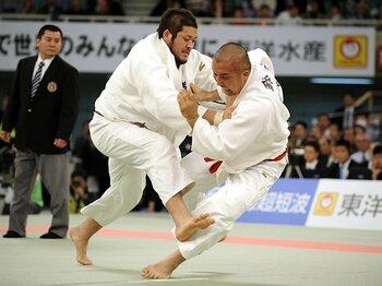 柔道世界選手権100kg超級代表、高橋和彦は重量級の救世主なのか?<Number Web> photograph by PHOTO KISHIMOTO