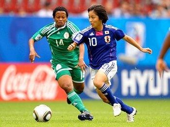 岩渕真奈が世界で手にした価値ある経験。~U-20サッカー女子ワールドカップ~<Number Web> photograph by Noriko Hayakusa