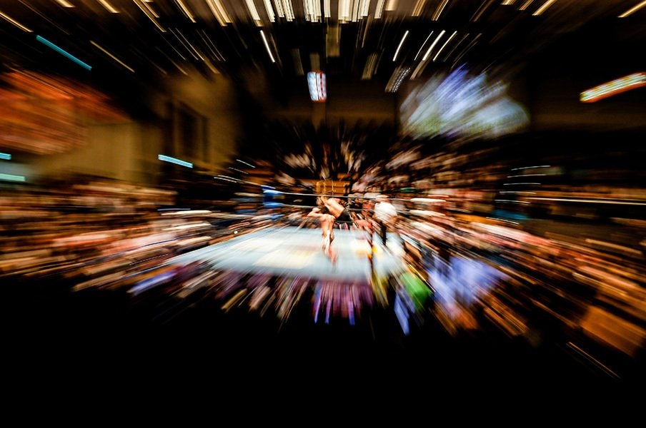 プロレス総選挙2017は下位も熱い!バラエティ豊かなTOP50を全紹介。<Number Web> photograph by Sports Graphic Number