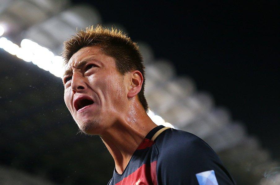 鈴木優磨、6戦3得点でもまだ3番手。代表より欲しい「鹿島のスタメン」。<Number Web> photograph by J.LEAGUE PHOTOS