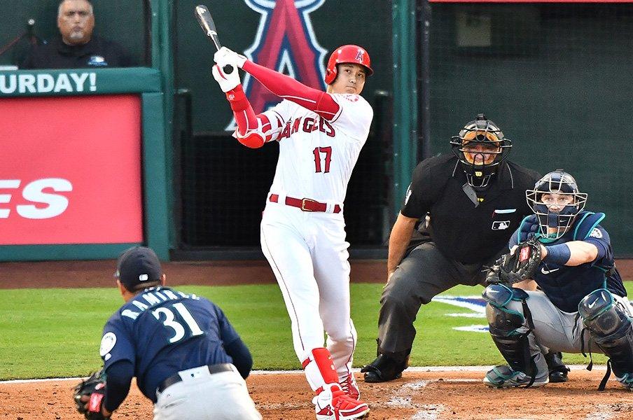 今季22本塁打の超詳細データから、打者・大谷翔平の弱点を探してみた。<Number Web> photograph by AFLO