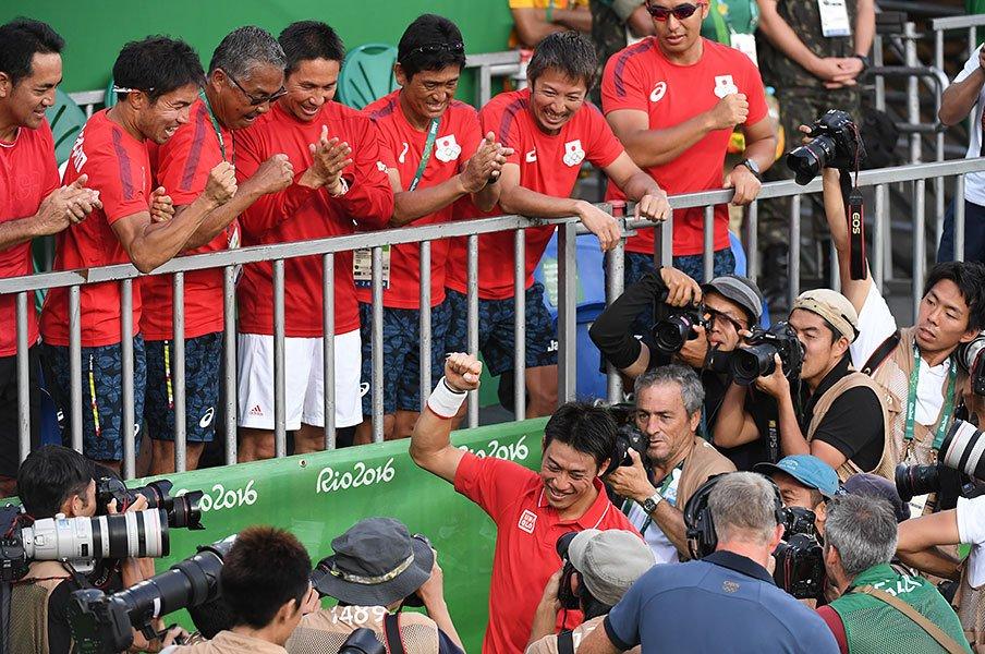 銅メダルの次は全米オープン優勝だ!錦織圭が今年最も勝負をかける大会へ。<Number Web> photograph by JMPA