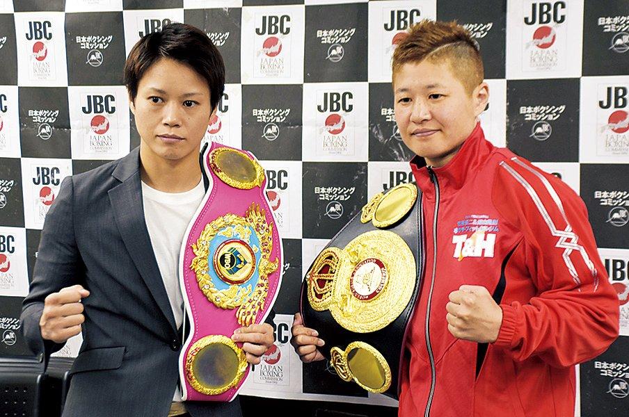 出でよ日本のクラレッサ!女子ボクサーがレベルアップ中。~東京五輪の開催国枠も決定~<Number Web> photograph by Kyodo News