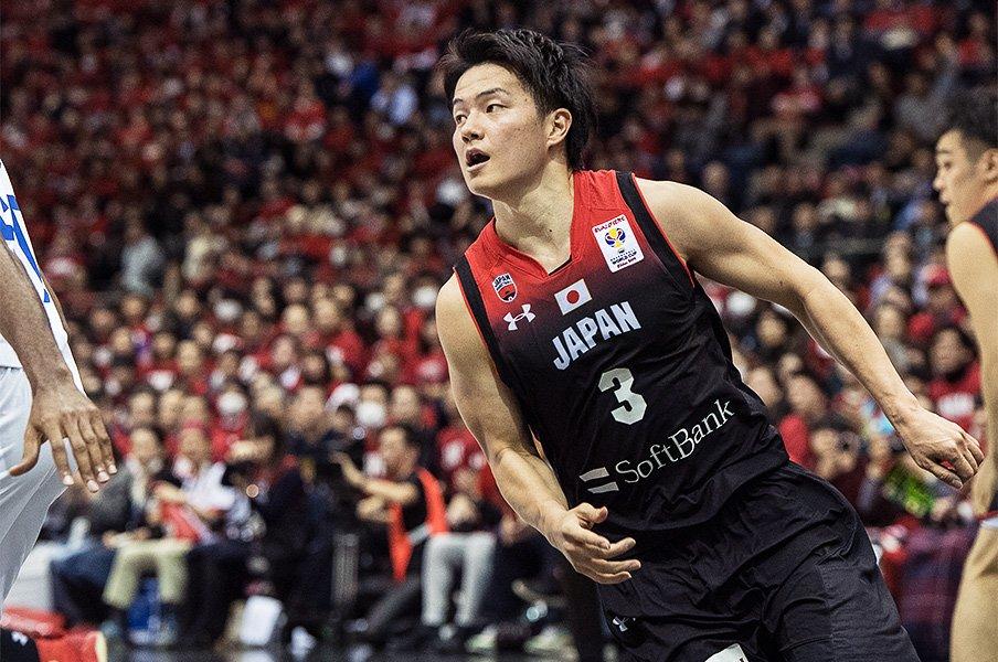 バスケ日本代表がW杯予選で4連敗。「判断の連続」の能力をどう上げる?<Number Web> photograph by Nanae Suzuki