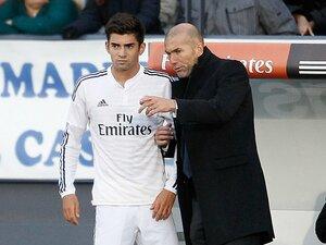 今度はレアルとアトレティコが標的!FIFAの補強禁止令でジダンの息子は?
