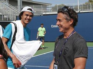 ダニエル太郎は楽しむテニスを貫く。両親が育んだポジティブな人生観。
