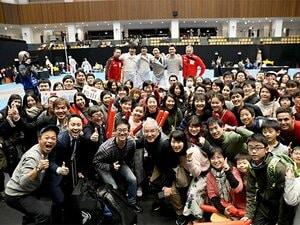 太田雄貴が開くフェンシング界。外の人材、企業と組んで前へ進む。