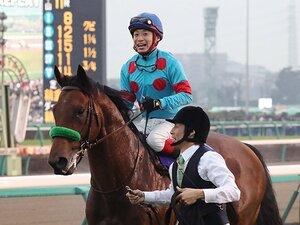 有馬記念でブラストワンピース戴冠。池添「苗字を有馬に変えましょうか」