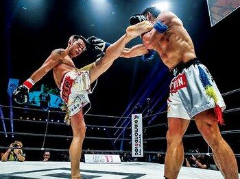 キックボクシングブーム再来!? 実力者たちの激闘に沸いた夏。~ブシロードの参入は大衆層の心を動かす転換点となるか~<Number Web> photograph by Susumu Nagao