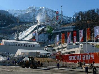 ソチの運営費は過去最高の5兆円!?「冬季五輪」のあり方を考える。<Number Web> photograph by Kaoru Watanabe/JMPA