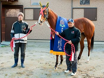 地方牝馬の重賞シリーズ、2年目のGDJを占う。~グランダム・ジャパン開幕へ~<Number Web> photograph by Toshiya Kondo