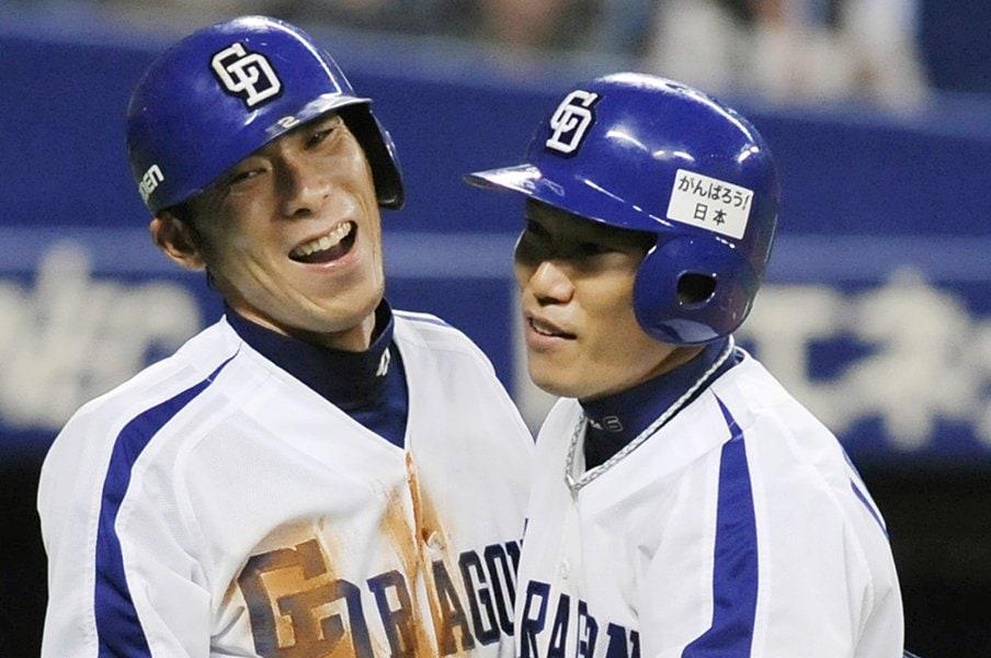 荒木雅博引退に思う。中日黄金期を支えたアライバの「最高傑作」とは。<Number Web> photograph by Kyodo News