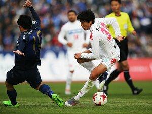 選手権Vの高橋壱晟、千葉で即先発!阿部勇樹以来の快挙も悔しがる18歳。