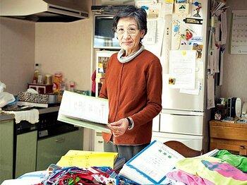 <フルマラソン、みんなのマイ・ルール> フルマラソン1000回を目指す67歳・迫田法子 「観光半分、マラソン半分で楽しむ」<Number Web> photograph by Mami Yamada