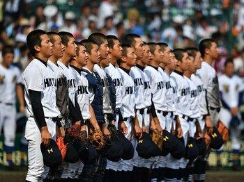 甲子園は2回戦スタートが絶対有利。昨年は8強の6校を占め、今年は?<Number Web> photograph by Hideki Sugiyama