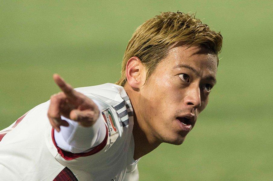 冬の移籍も噂されていた本田だが、守備という新たな能力を開花させ、再びスタメンに定着しつつある。