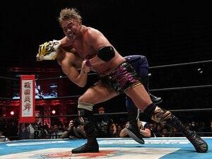 46年目の新日本プロレスの近未来。オカダとタイガーマスクWの遭遇。