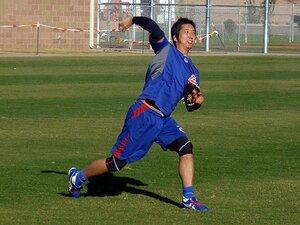 リハビリ中の藤川球児が思い描く復帰へのプラン。~トミー・ジョン手術後は焦らずに~