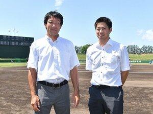 野球と生きる――。多田野と榎下がファイターズで歩む第二の人生。