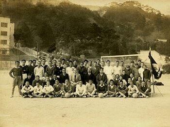 <ノンフィクション> 86歳のサッカー少年 ~最高齢記者・賀川浩の半生~<Number Web> photograph by Atsushi Kondo