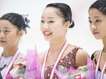 樋口、白岩ら新たな才能が続々と。日本女子フィギュア、豊穣の冬到来。<Number Web> photograph by Asami Enomoto