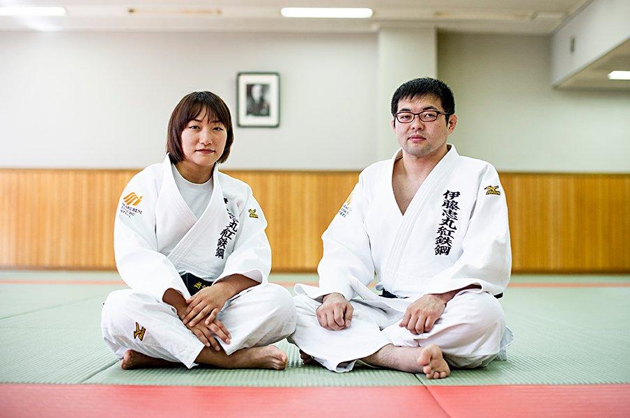 廣瀬悠・順子夫妻(パラ柔道)、東京2020への思いと人生の夢を語る。<Number Web> photograph by Yuki Suenaga