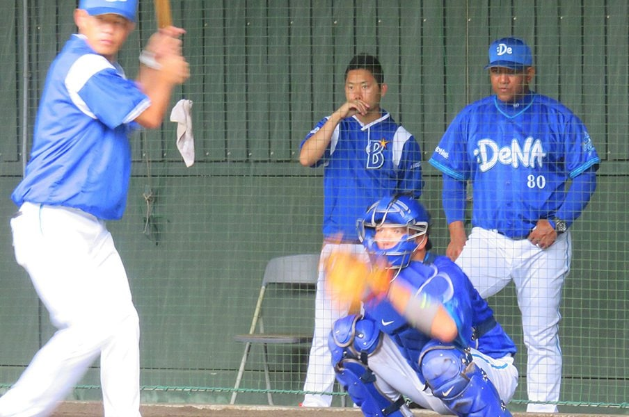 DeNAの第二幕はどこへ向かうのか?球団社長に来季戦略を直撃!<Number Web> photograph by NIKKAN SPORTS