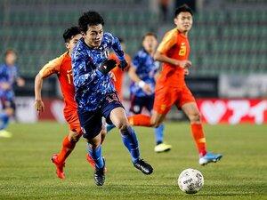 中国に2-1、若い代表が得た勝利。五輪への経験と優勝の二兎を追え。