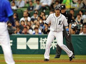 浅村栄斗、打点王の先に見据える物。叱責が「レオの天才肌」を強くした。