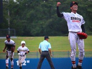 篠木健太郎は高校野球をやりきった。木更津総合エースの涙と「幸せ」。