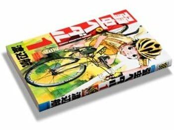 """素人を二輪の世界へ誘う""""自転車マンガ""""の魅力。~『弱虫ペダル』と『のりりん』~<Number Web> photograph by Sports Graphic Number"""
