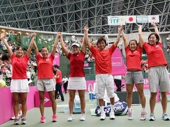 伊達抜きでフェド杯勝利。村上監督が貫いた信念。~理想の女子テニス代表を求めて~<Number Web> photograph by Mannys Photography