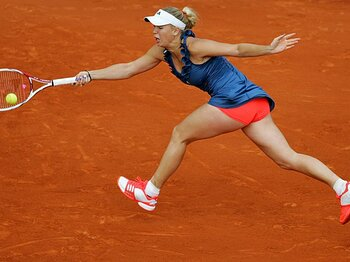全仏初の大波乱が物語る「女王不在」という難局。~女子テニスからドラマが消えた?~<Number Web> photograph by Hiromasa Mano