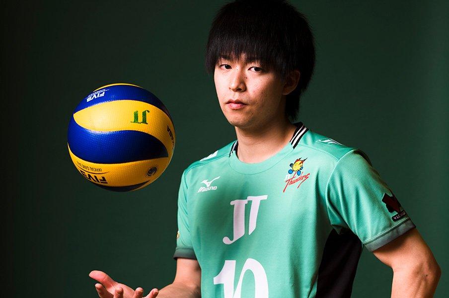 JTサンダーズ「大胆な若手起用がチームの活性化を促す」<Number Web> photograph by Tadashi Shirasawa
