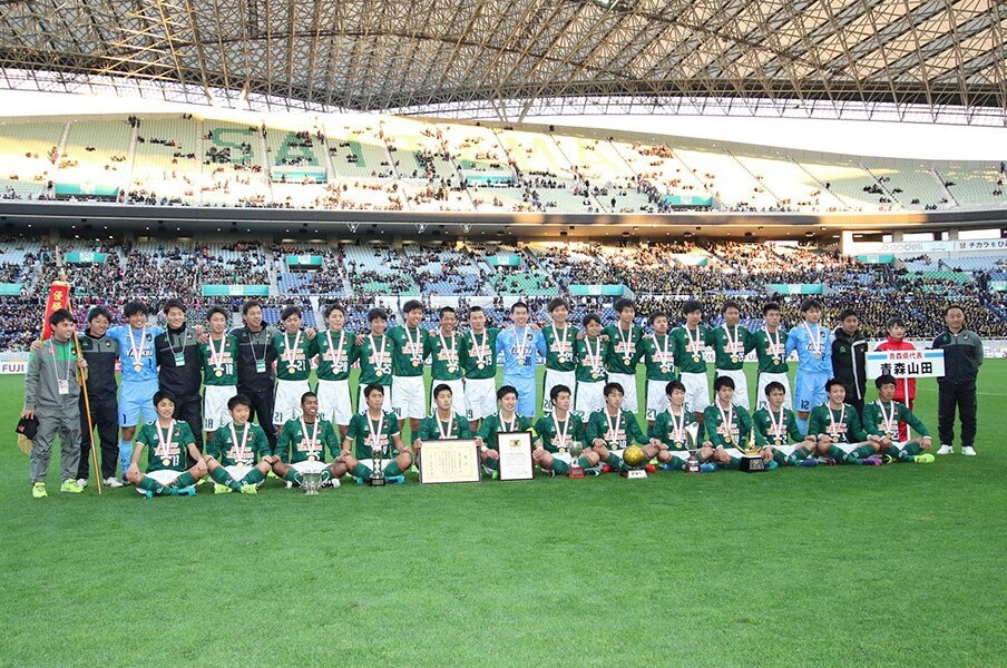 5-0は大差か、勝負のアヤか。青森山田だけが持っていたもの。<Number Web> photograph by Tadakatsu Matsuzaka