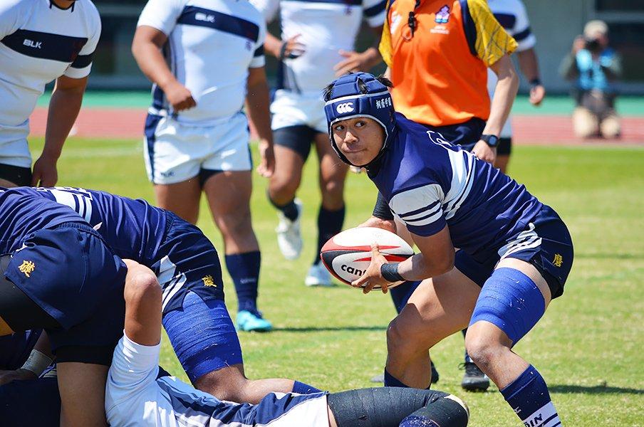 OBが「#リベンジ」とツイート応援。桐蔭学園が選抜ラグビーで劇的優勝。<Number Web> photograph by Masataka Tara