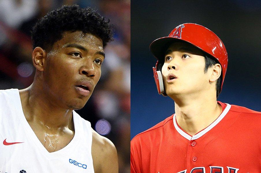 八村塁と大谷翔平の年俸から見る、NBAとMLB、NPBドラフトの違い。