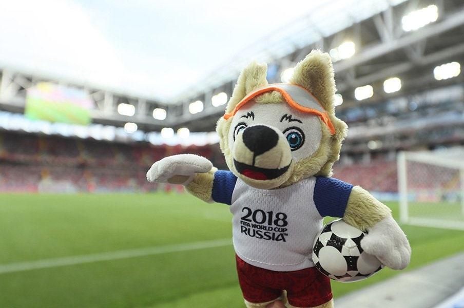 ロシアW杯は安価で快適な予感が。コンフェデでモスクワの人情に感動。<Number Web> photograph by Getty Images