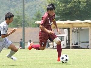ユース世代No.1選手が京都サンガへ。岩崎悠人という驚異のスピードスター。